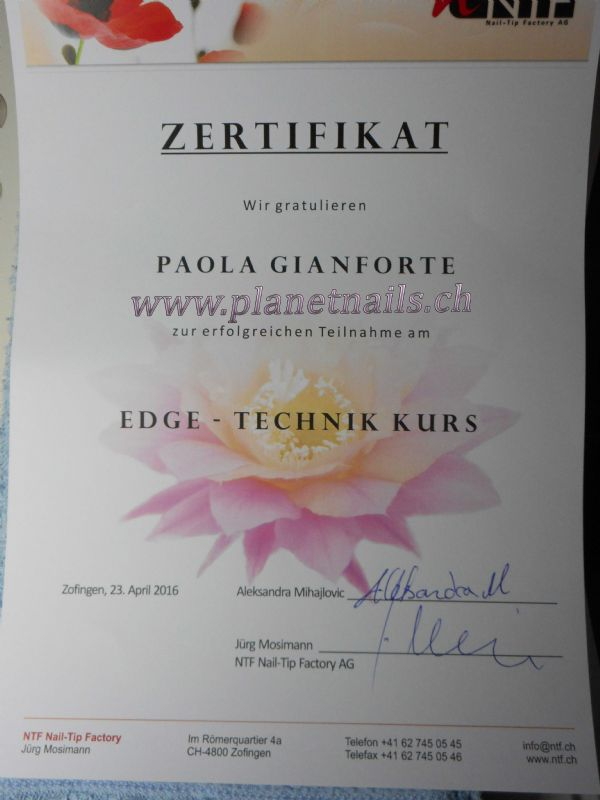Edge-Technik Kurs